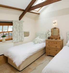 Granary Twin Room