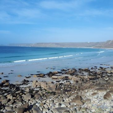 The sun is warm and shining here! Why not book a holiday at Chegwidden Farm Holiday Cottages and enjoy an ice cream on the beautiful Sennen beach. Visit www.chegwiddenfarm.com or find us on airbnb