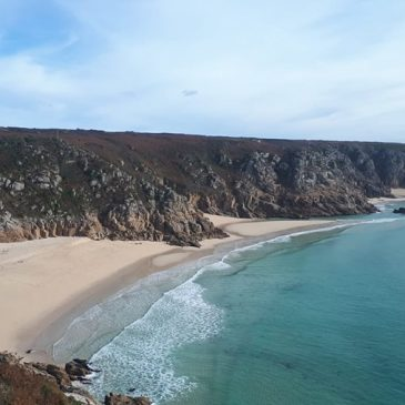 October here in Cornwall. Why not book a winter break and enjoy the coastal walks, dog friendly beaches, log fires and hot tub under the stars!! PM for more details.