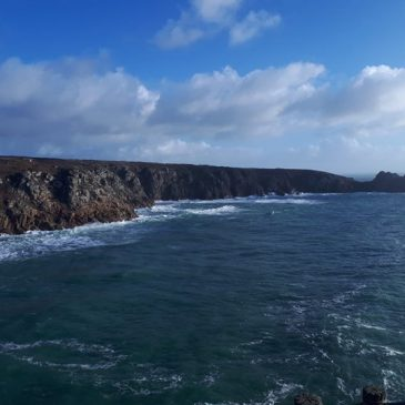 Why not book a short winter break at Chegwidden Farm and discover the beauty of West Cornwall. Return after a day walking the cliffs to a private hot tub and warm log burner. PM for details.